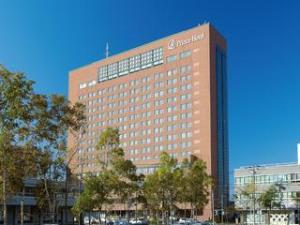 釧路プリンスホテル全景(昼)※ロゴなし