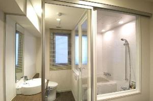 独立したバスルーム・トイレ