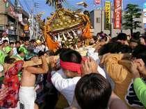 羽田神社 夏祭り