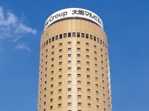 大阪キタのシンボル「大阪マルビル」のホテル。高層階からの景色をお楽しみ下さい。