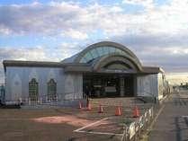 東京モノレール 天空橋駅 外観