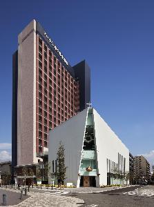 ハートンホテル北梅田【外観】