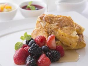 開業当時から受け継がれる伝統の味「フレンチトースト」を朝食にぜひ!