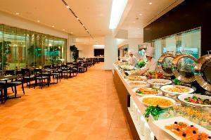 東武ホテルレバント東京2階レストランヴェルデュールランチバイキングイメージ