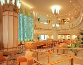 東武ホテルレバント東京 ロビー