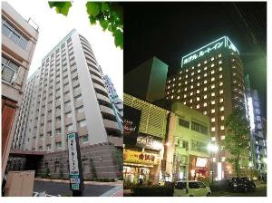 ホテル外観 Day & Night
