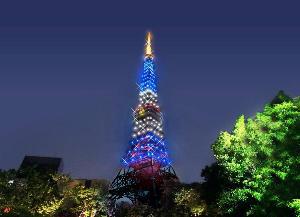 当ホテルから徒歩7分、ぷらりお散歩でやっぱり東京タワーが好きと叫びたくなること必至です