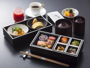 ザ・キャピトル-和朝食