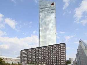 セントラルタワー(50階建)&4月10日オープン ウエストウイング(11階建)☆