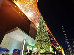近隣観光:東京タワーさん(当ホテルから徒歩8分)ライトアップも秀逸