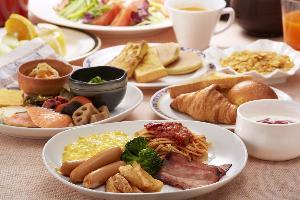 リュクスダイニング ハプナ(朝食イメージ)