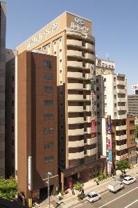 ホテルルートイン札幌駅前北口は駅から徒歩1分とアクセス良好♪