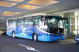 ホテルと東京ディズニーリゾート(R)を結ぶシャトルバスは宿泊者限定♪