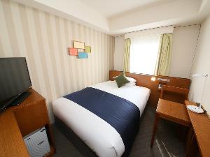 シングルルーム(一例)【広さ13.0平米/ベッド幅1.2m】コンパクトなお部屋でビジネス・出張に最適です!