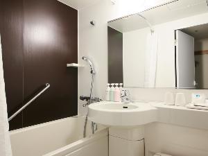 バスルームもリニューアル!