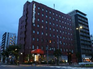 ホテル外観イメージ【夜間】