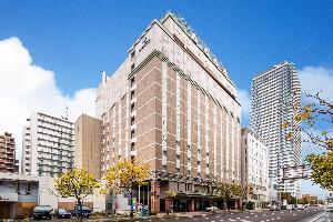 ホテルマイステイズ札幌アスペン 昼