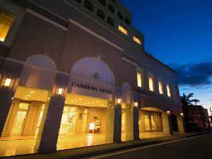 福江港よりホテルまで徒歩6分で到着します♪
