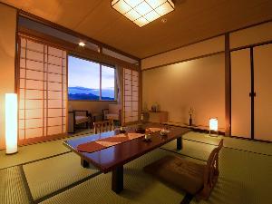 ≪一般和室≫ 人気No1客室☆観光やビジネスに最適なお部屋です♪