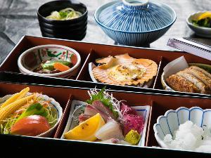≪ビジネス御膳≫ 〜五島の食材をふんだんに取り入れた特別御膳をご堪能〜