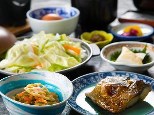 ≪和定食≫一日のスタートは「美味しい朝食」から!