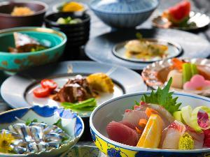 ≪五島牛スタンダード会席≫ 〜五島牛赤ワイン煮と真鯛のソテーをメインに〜