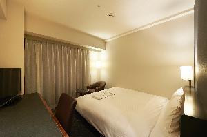 コンフォートダブル 16.5平米 140cm幅ベッド