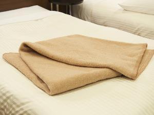 【貸出備品】毛布 ※写真はイメージです