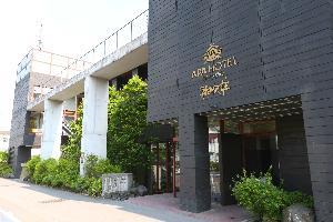 アパホテル〈軽井沢駅前〉(本館)外観