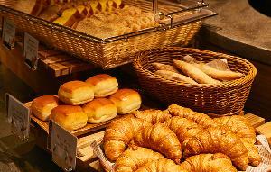 朝食ブッフェ(イメージ)1