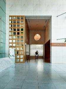 ホテル2階エントランス