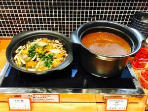 冬季:鍋物 カレーはレギュラーメニュー