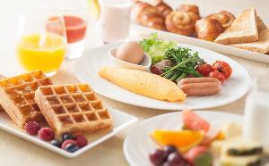 サザンタワーダイニング 朝食イメージ