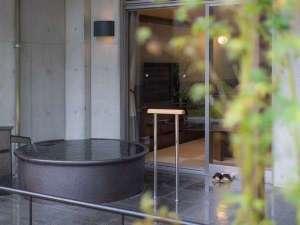 【南高】本館南高は天然温泉の露天風呂付きです
