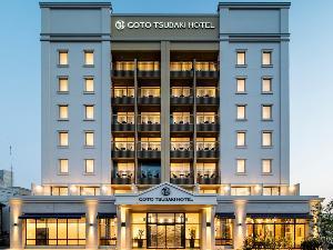 外観‡紺碧に彩られた空間‡<海沿いに建つランドマークホテル>皆様をお待ちいたしております。