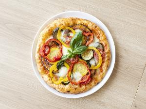 アラカルトメニューでピザ、パスタ等もございます