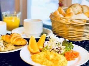 朝食のスクランブルエッグはご好評いただいております☆ご宿泊された際はお試し下さい!