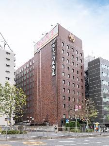 銀座キャピタルホテル茜 外観