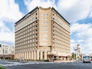 ホテル外観_昼