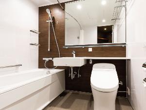 改装客室バスルーム