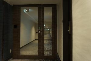 レディースフロア セキュリティ用ドア