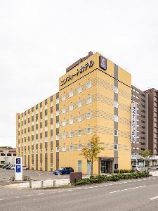 コンフォートホテル苫小牧【外観】<BR>国道36号線沿いでわかりやすい立地です☆