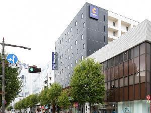 【ホテル外観】仙台駅から徒歩3分