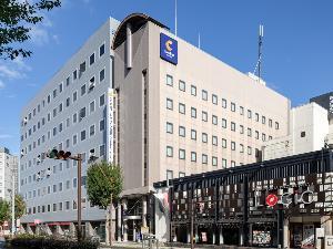 コンフォートホテル長野はJR長野駅より徒歩3分です