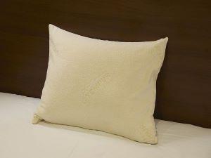 テンピュール枕 フロントでお貸出ししております。