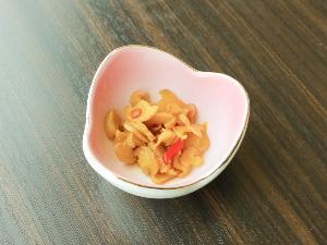 【無料朝食サービス】 漬け物(つぼ漬け)